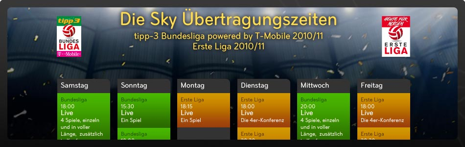 Sky Bundesliga Screenshot