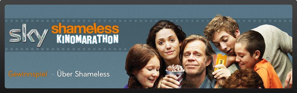 Sky Shameless Kinomarathon Keyvisual